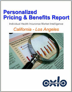free presonalized health insurance market data report