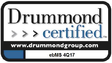 drummond 4q17 interoperability certified ebxml ebms msh